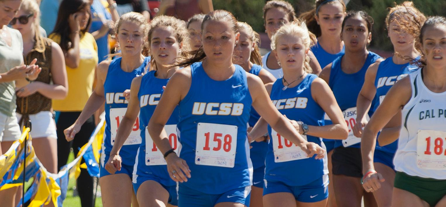 Women's Cross Country Heads to Big West Championships