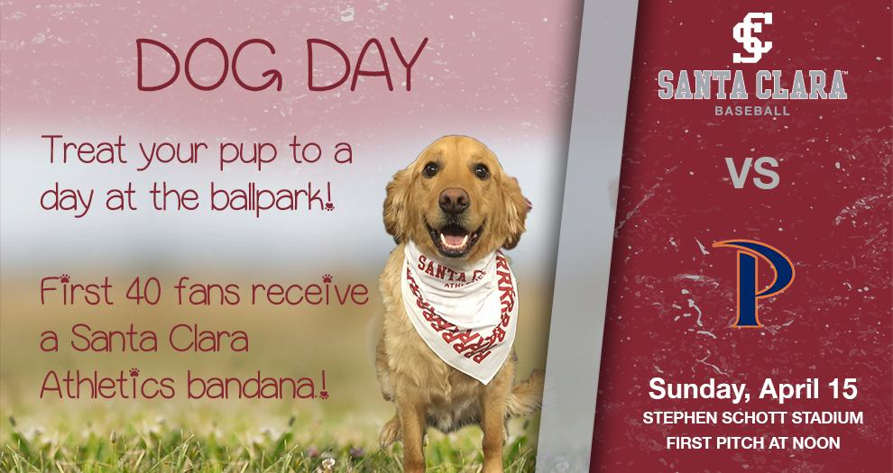 Inaugural Dog Day At Stephen Schott Stadium On Sunday, April 15