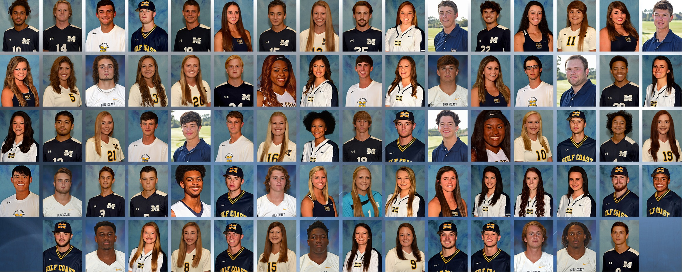 78 MGCCC student-athletes earn MACJC academic awards