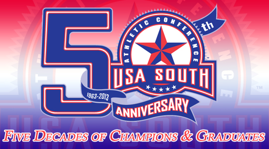 USA South 50th Anniversary