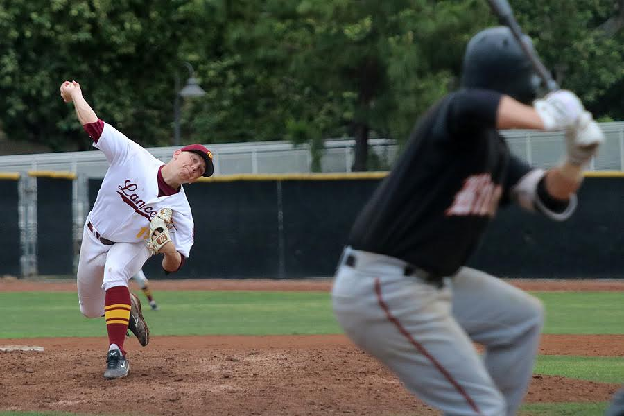 Gardner Mows Down Riverside Baseball Sweeps Playoff Series Pasadena City College