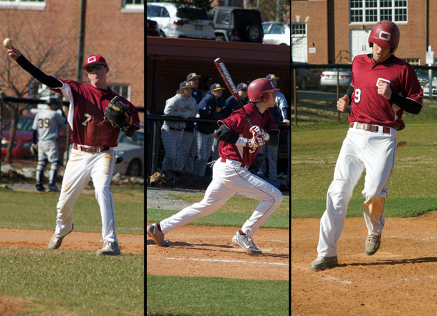 Guilford Trio Lands All-Region Baseball Honors