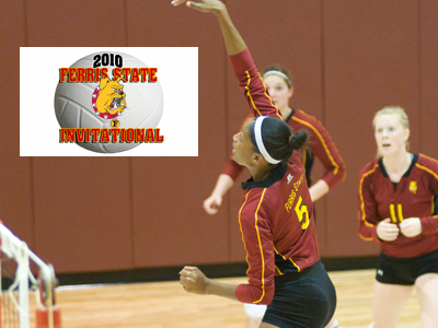 Women's Volleyball Falls To Nationally-Ranked Minnesota State