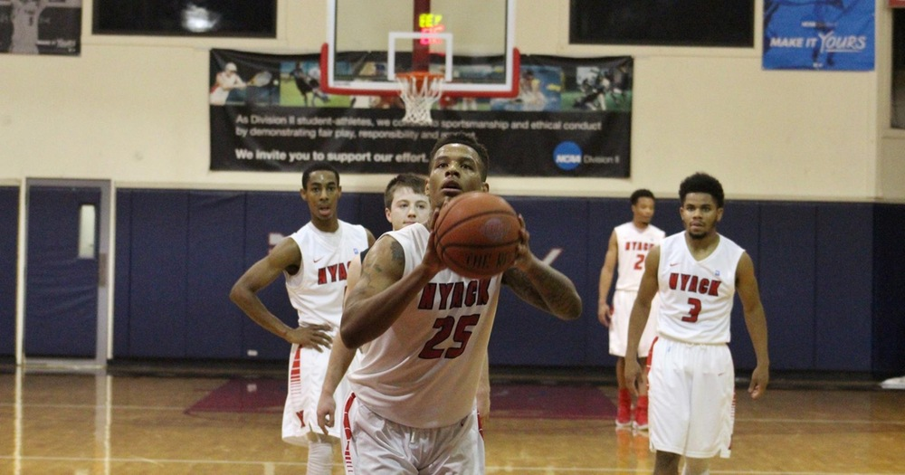 Men's Basketball Defeated by USciences on the Road