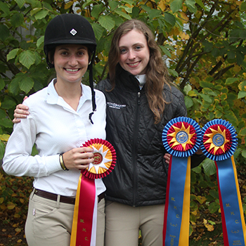 Riding Wins MHC Horse Show; Claims Second Straight Win
