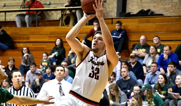 Danny Sotos Named Forester Athlete of the Week