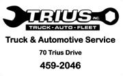 Trius Auto Group