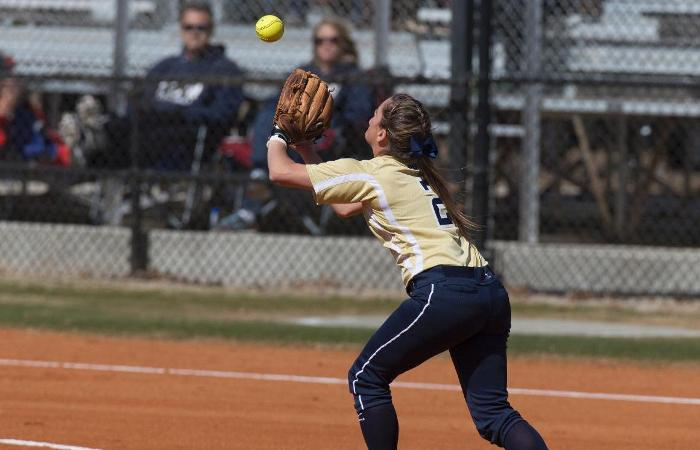 Mountain Lions Claw Past Lady 'Canes