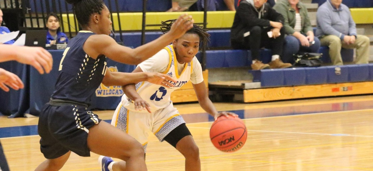 Slow Start Dooms Women's Basketball in 61-38 Loss to RIC