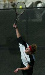 Men's Tennis Celebrates Senior Day, Kevin McQuaid Honored