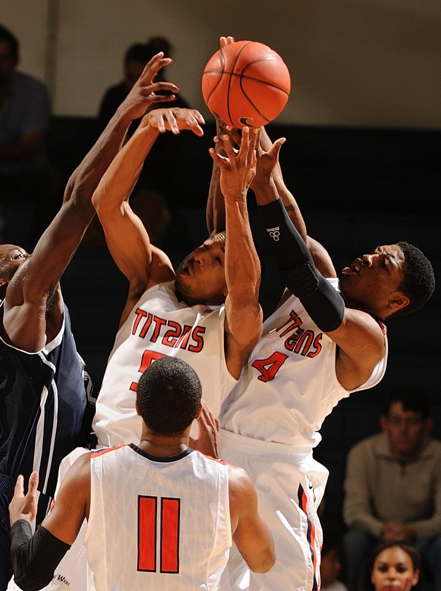 Men's Basketball vs. Hope International - Dec. 22, 2012 ...
