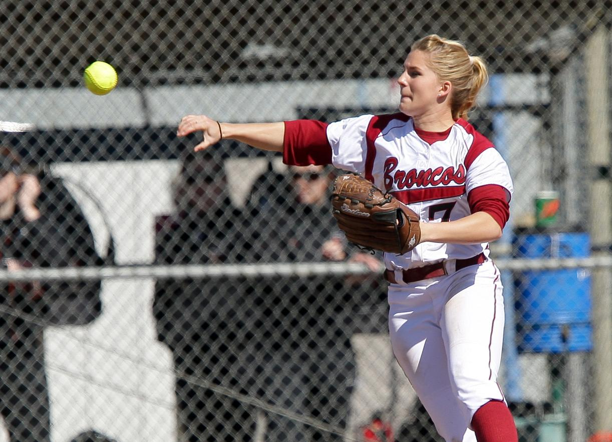 No. 10 Stanford Tops Santa Clara in Softball