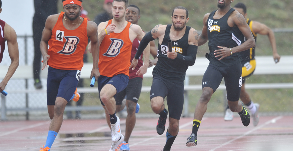 Long and Jackson Advance in 100m Dash as Retrievers Compete at Penn Relays