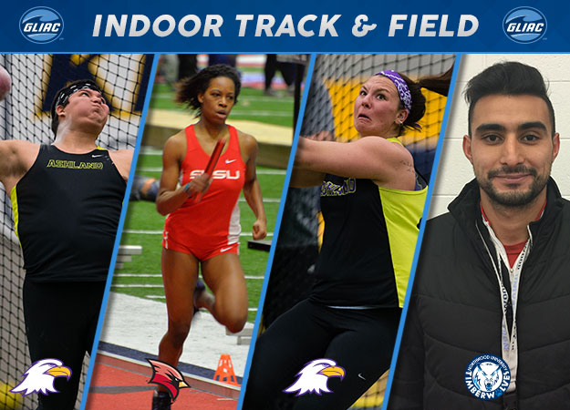 GLIAC Indoor Track & Field Weekly Honors | Week 4
