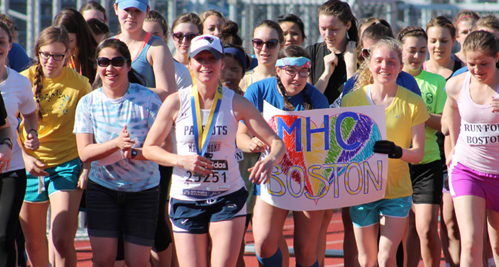 Ella Pittman: Remaining Boston Strong