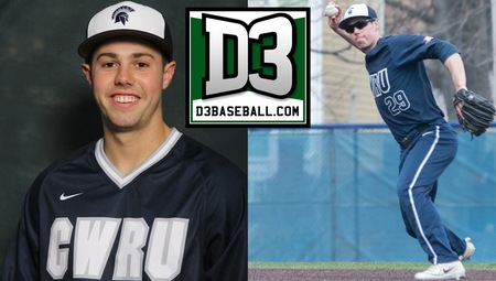 Rocco Maue of CWRU Named Second Baseman on D3baseball.com All-America First Team