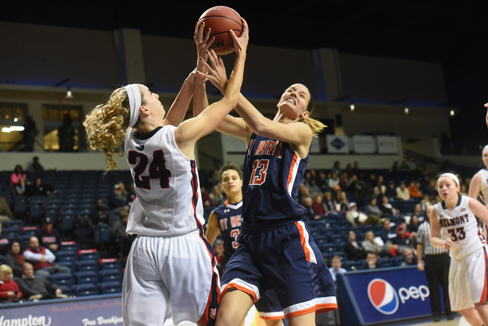 Bruins Wrap Up Homestand With EKU