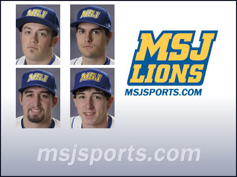 HCAC recognizes Lions' baseball players for All-Conference awards