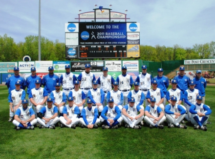 WNE works-out at Fox Cities Stadium in preparation for NCAA College World Series
