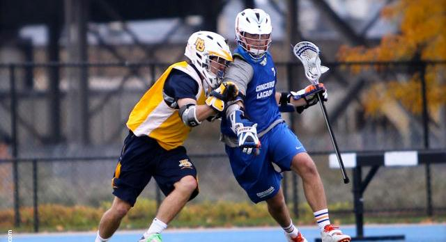 Men's Lacrosse competes at Marquette in exhibition game