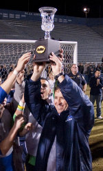 COLLEGE CUP: A slice of 'Soccer Heaven'