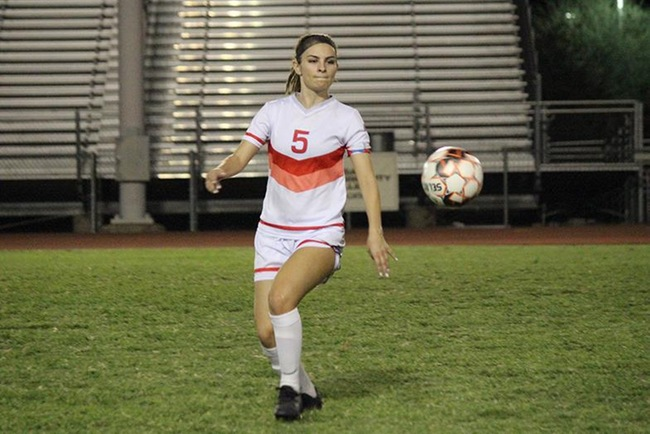 Tough Loss for Women's Soccer to Paradise Valley, 5-0