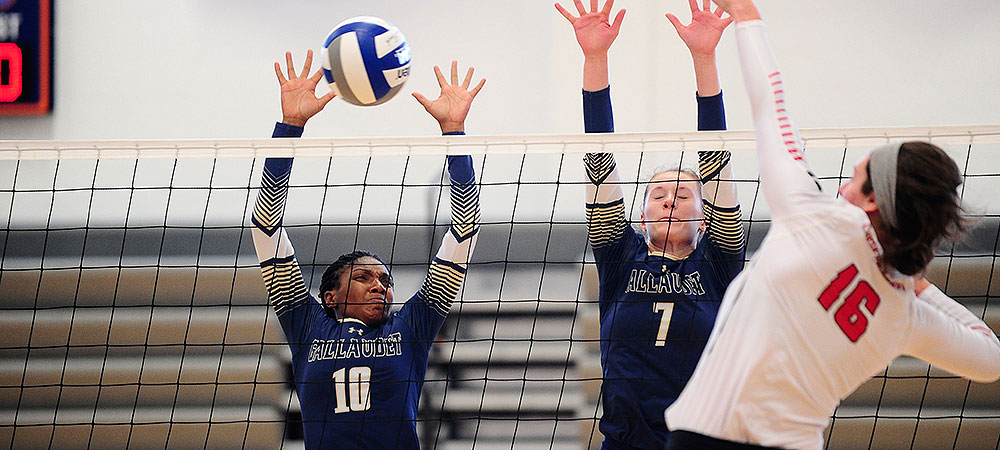 Gallaudet rallies past Morrisville State, advance to NEAC championship