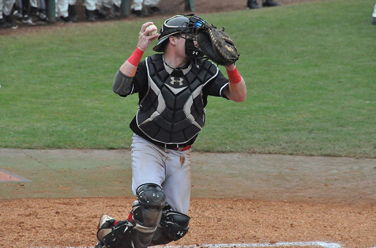 Baseball: Panthers, Covenant split USA South doubleheader