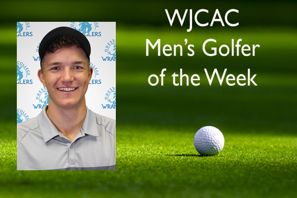 WJCAC Men's Golfer of the Week (March 31)