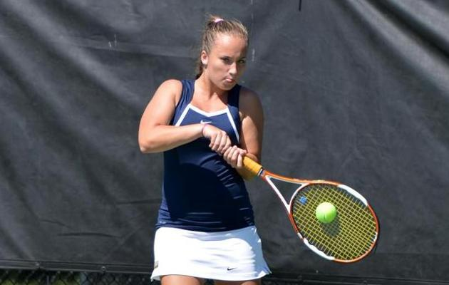 Coker Women's Tennis Completes Play at ITA Fall Regional