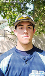 Baseball's Hughes Named High School All-American