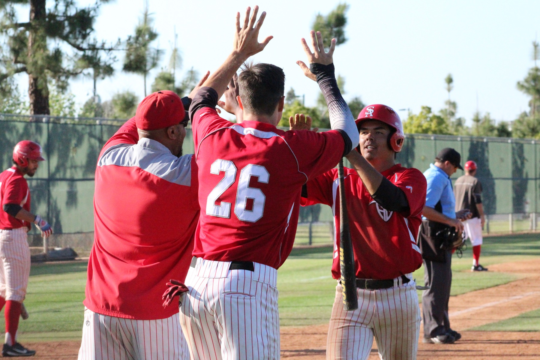 Santa Ana Stays In the Hunt with 10-6 Win Over Irvine Valley