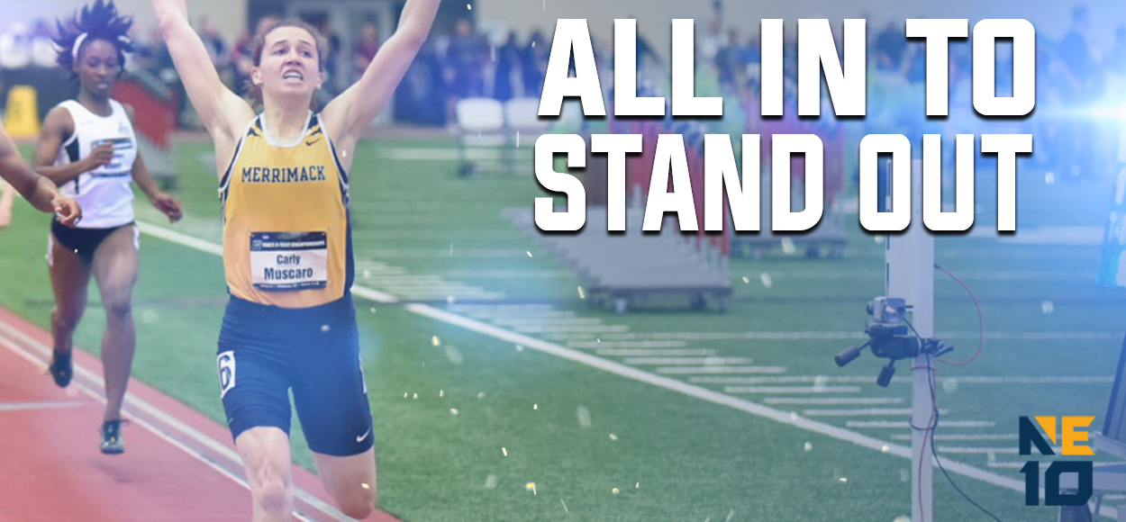Merrimack's Muscaro Named USTFCCCA National Track Athlete of the Year
