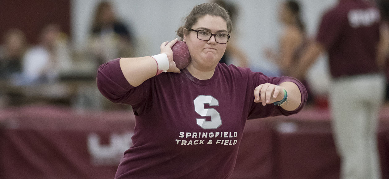 Women's Track and Field Competes at Springfield College's Maroon and White Classic