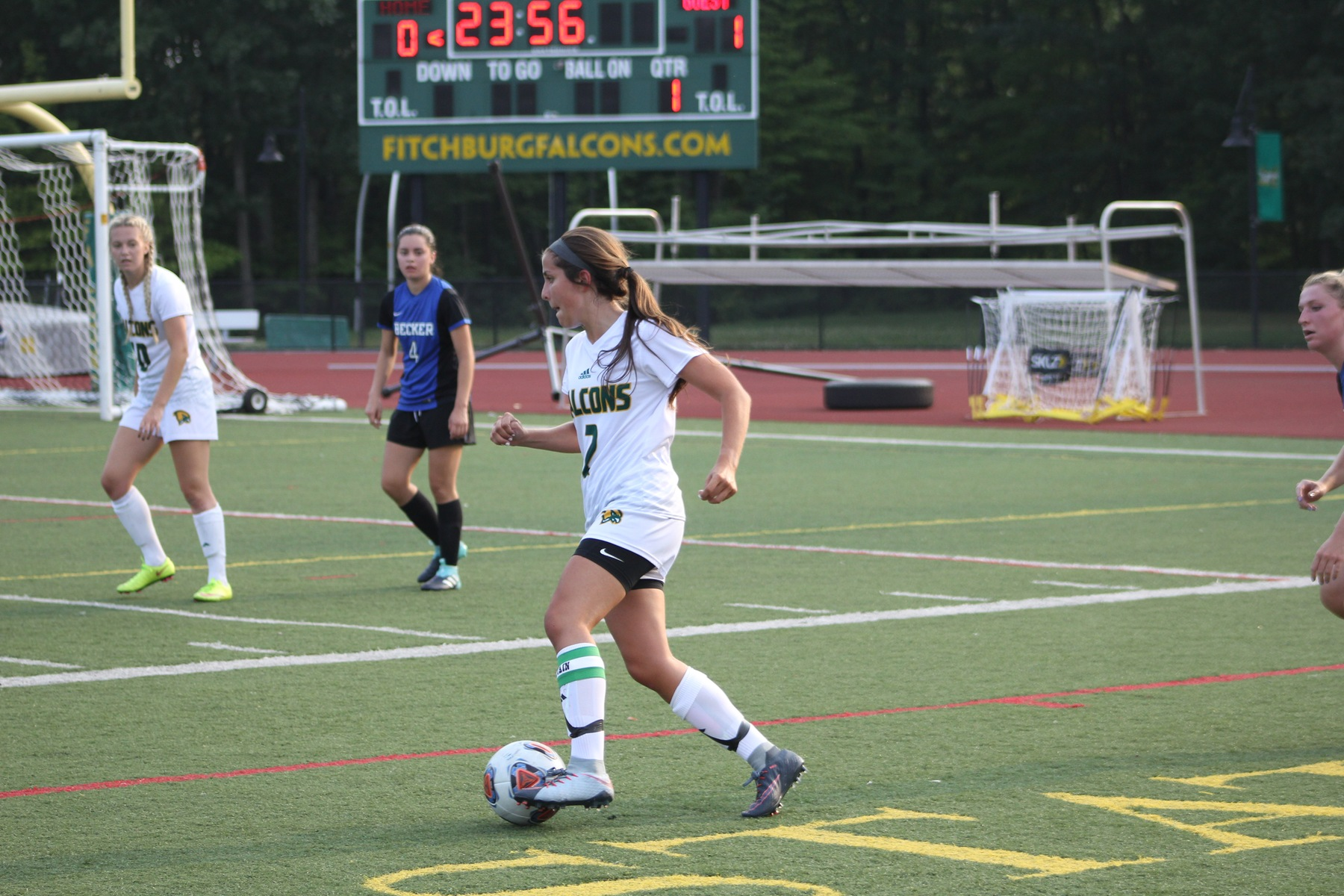 Women's Soccer Blanked by Becker College, 1-0