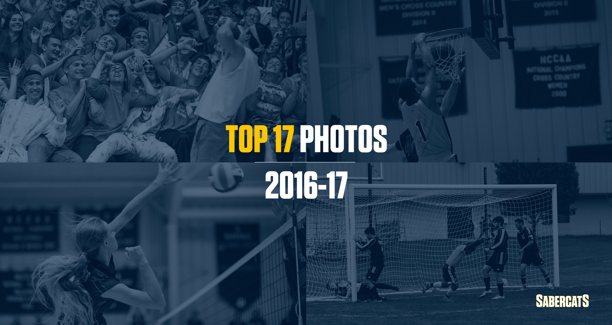The Top 17 Photos from 2016-17