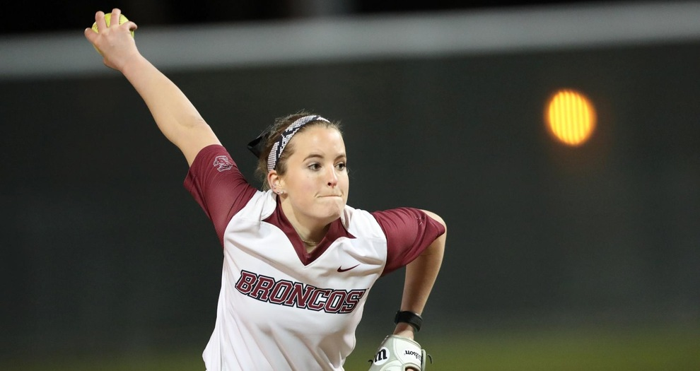 Softball Falls to Weber State in Santa Clara Invitational Finale