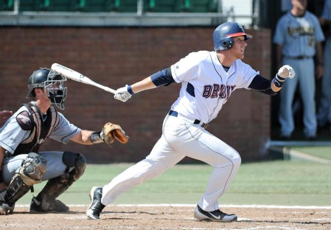Matt Beaty recorded two hits against KSU.