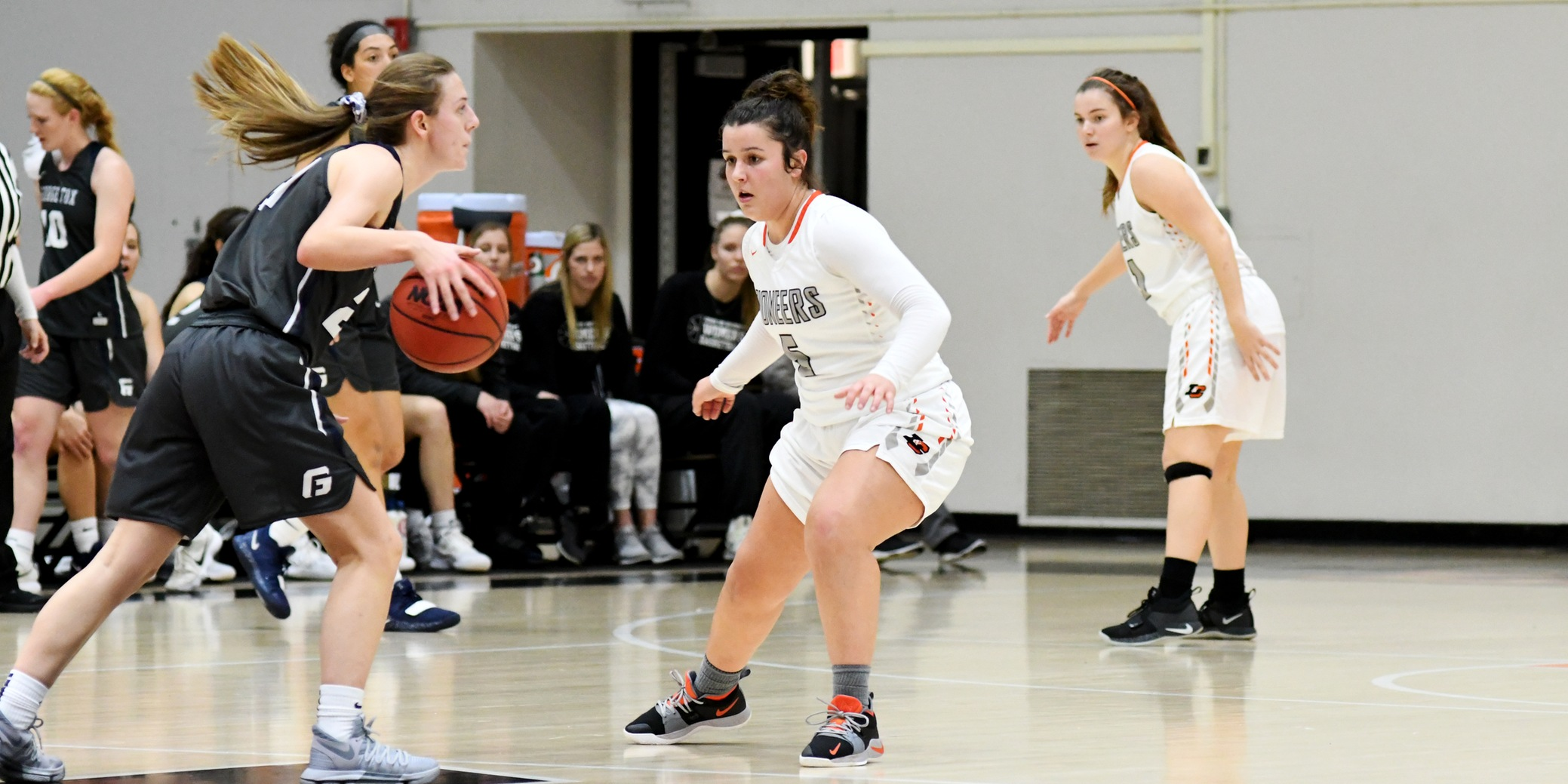 Lewis & Clark downed at No. 15 George Fox