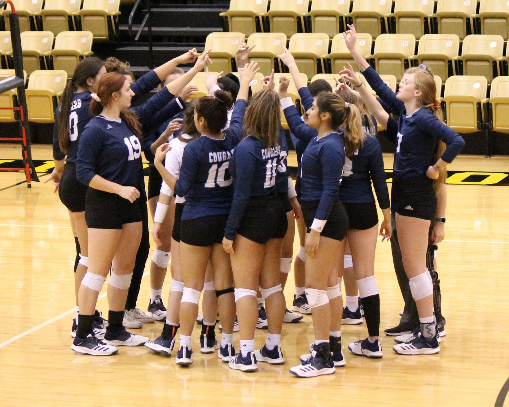 CBC Volleyball Ends Season at Regional Tournament