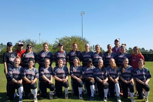 LADY CHARGERS SPLIT ON FINAL DAY AT NATIONAL TRAINING CENTER GAMES