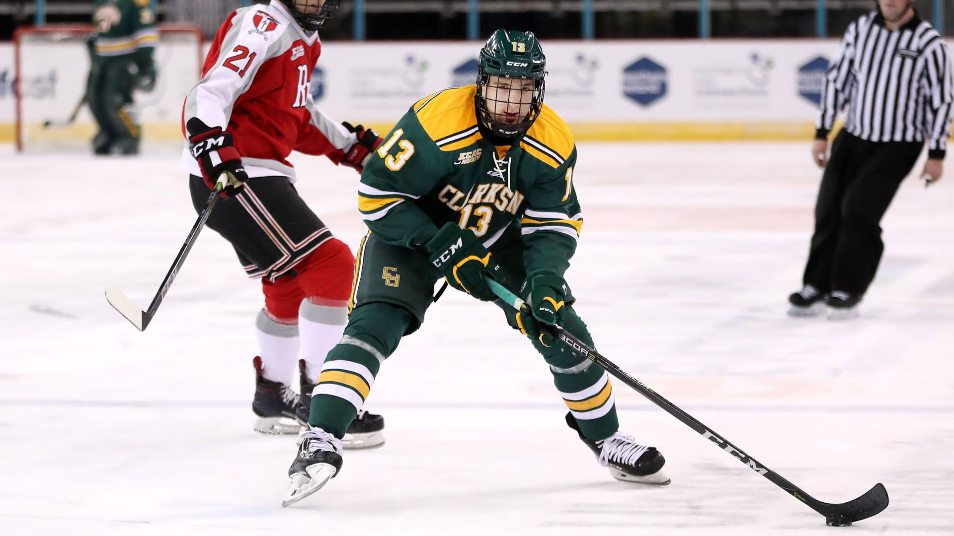 Knights Earn Win at No. 19 Quinnipiac