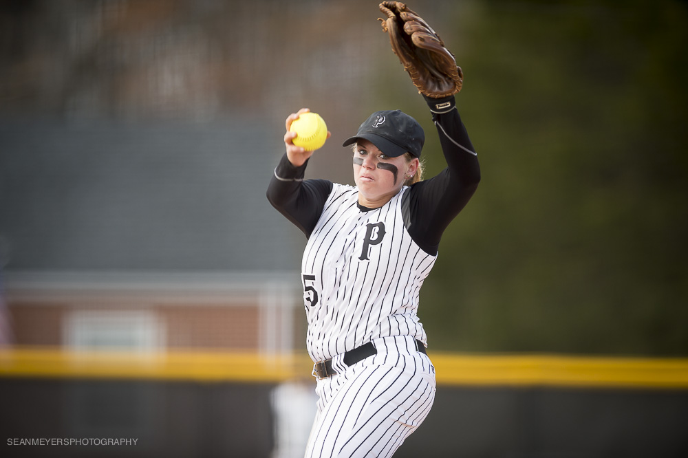 Strong Pitching Leads No. 9 Falcons to Sweep of Winston-Salem