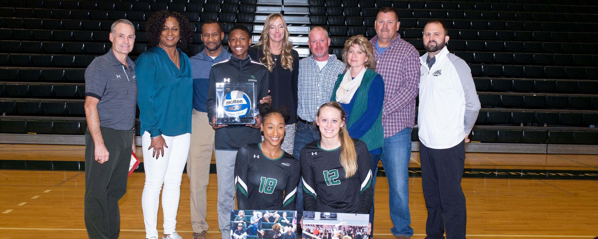 Mustangs Wrap Up Regular Season Crown on Senior Night