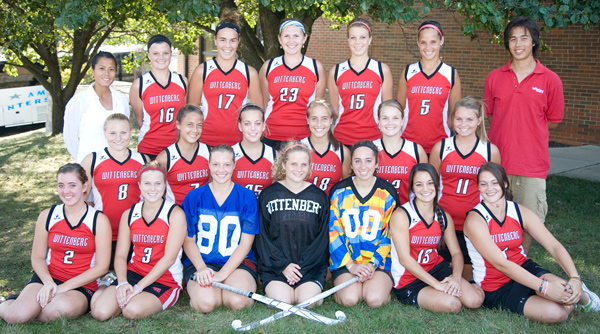 2008 Wittenberg Field Hockey