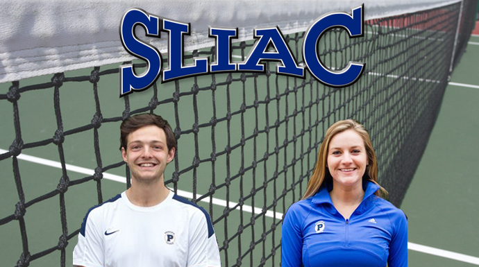 SLIAC Tennis Players of the Week - March 7