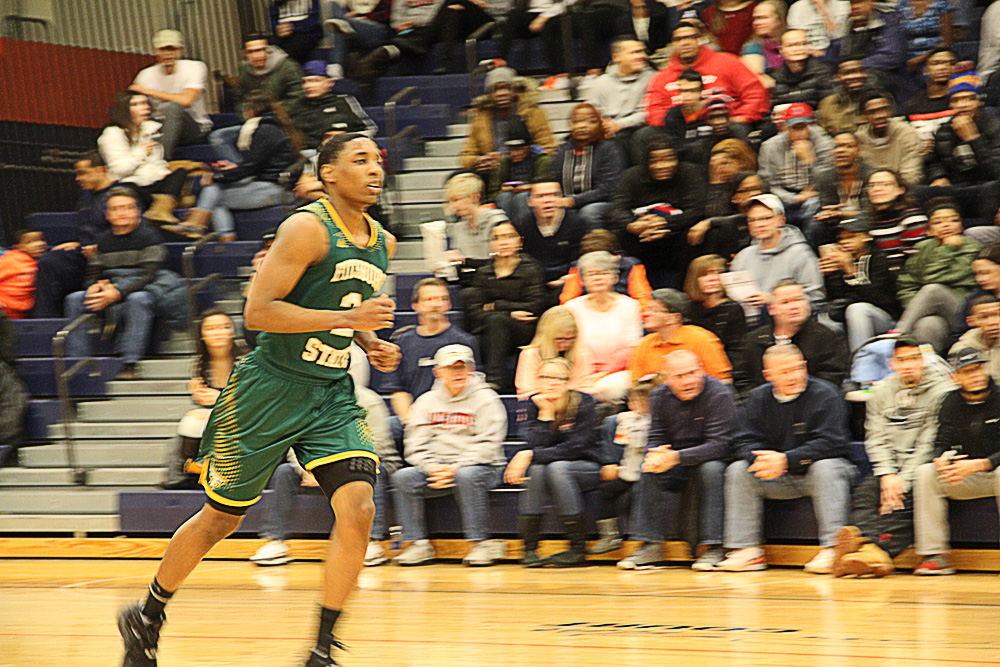 Fitchburg State Knocked Off 102-83 at First-Place Salem State