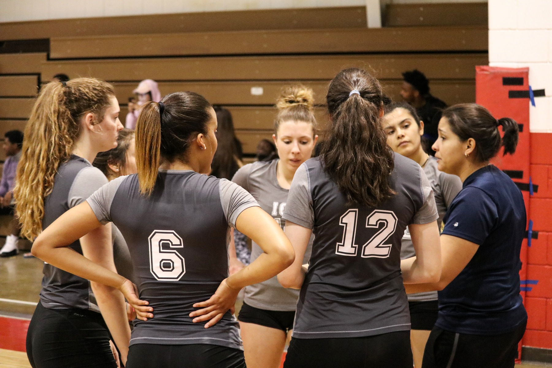 Lady Pirates end their Spring Volleyball Season