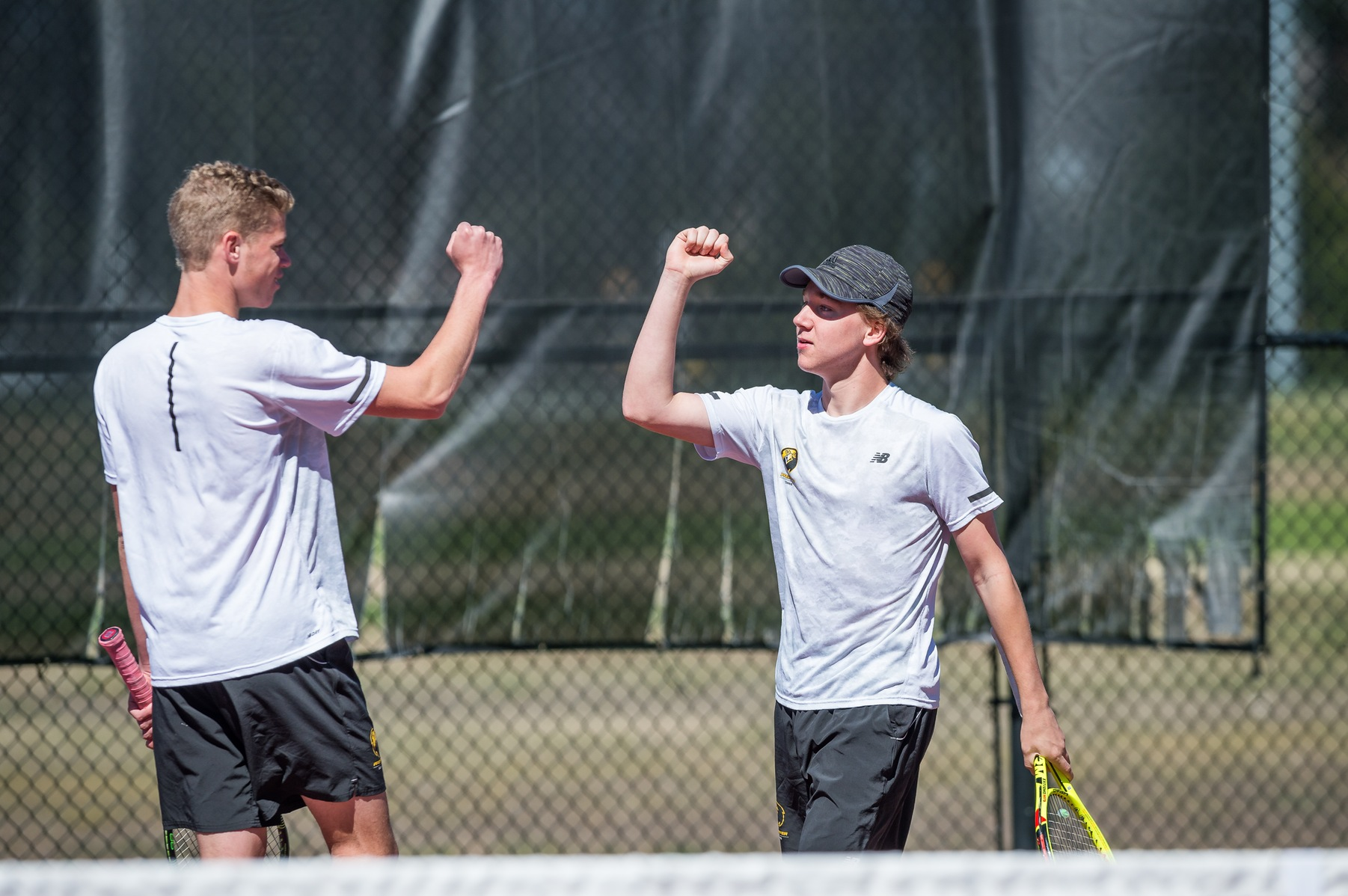 Men's Tennis Earns No. 1 Seed in ECAC Tournament; Play FDU-Florham on Saturday