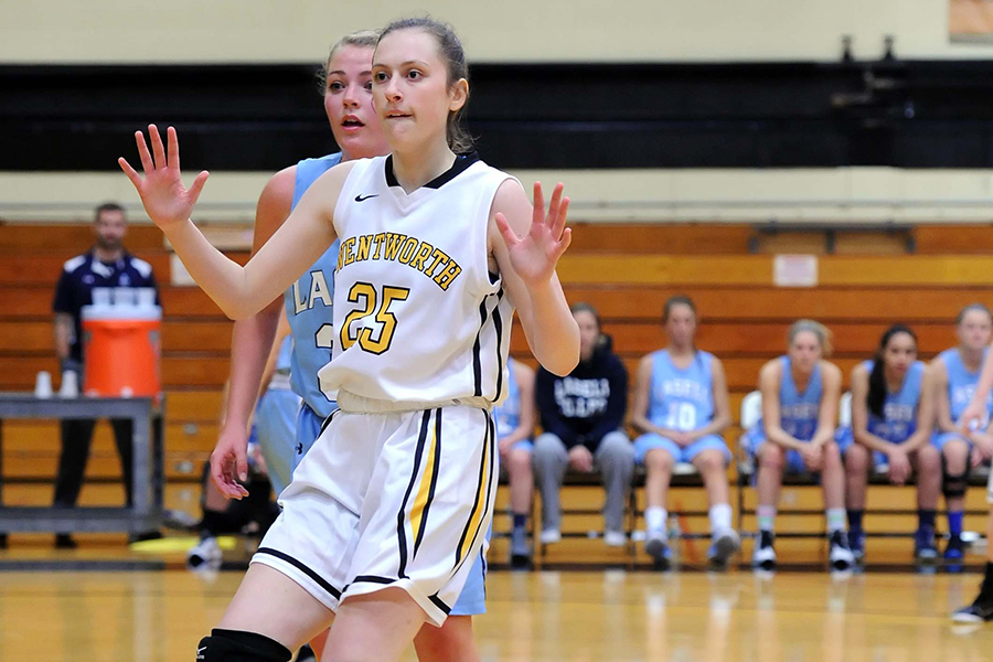 Women's Basketball Falls to Suffolk